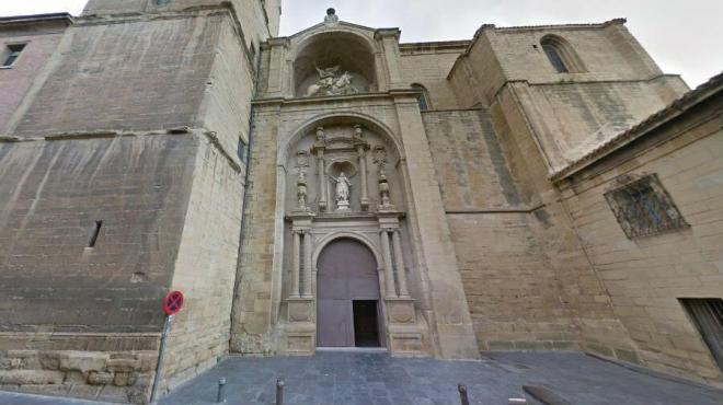 Servicio de acogida al peregrino de la Iglesia Santiago El Real
