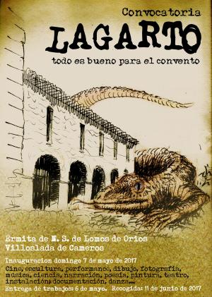 """Exposición """"Lagarto"""""""