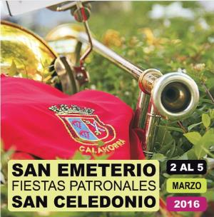 Fiestas en honor a San Emeterio y San Celedonio