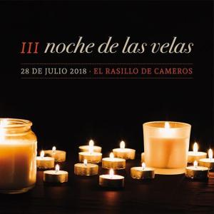 III Noche de las velas en El Rasillo
