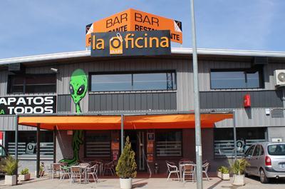La oficina restaurante la rioja turismo for Oficina de turismo munich