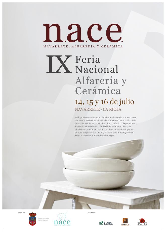 N.A.CE. IX Feria de Alfarería y Cerámica de Navarrete