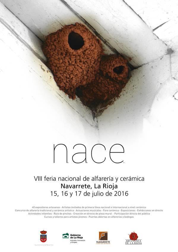 NACE. VIII Feria Nacional de Alfarería y Cerámica de Navarrete