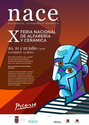 N.A.CE. X Feria de Alfarería y Cerámica de Navarrete