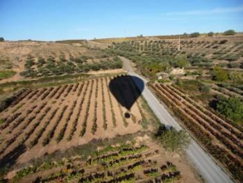 La Rioja en globo