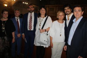La Rioja presenta sus atractivos en Roma con un concierto de Pablo Sáinz Villegas, su embajador turístico