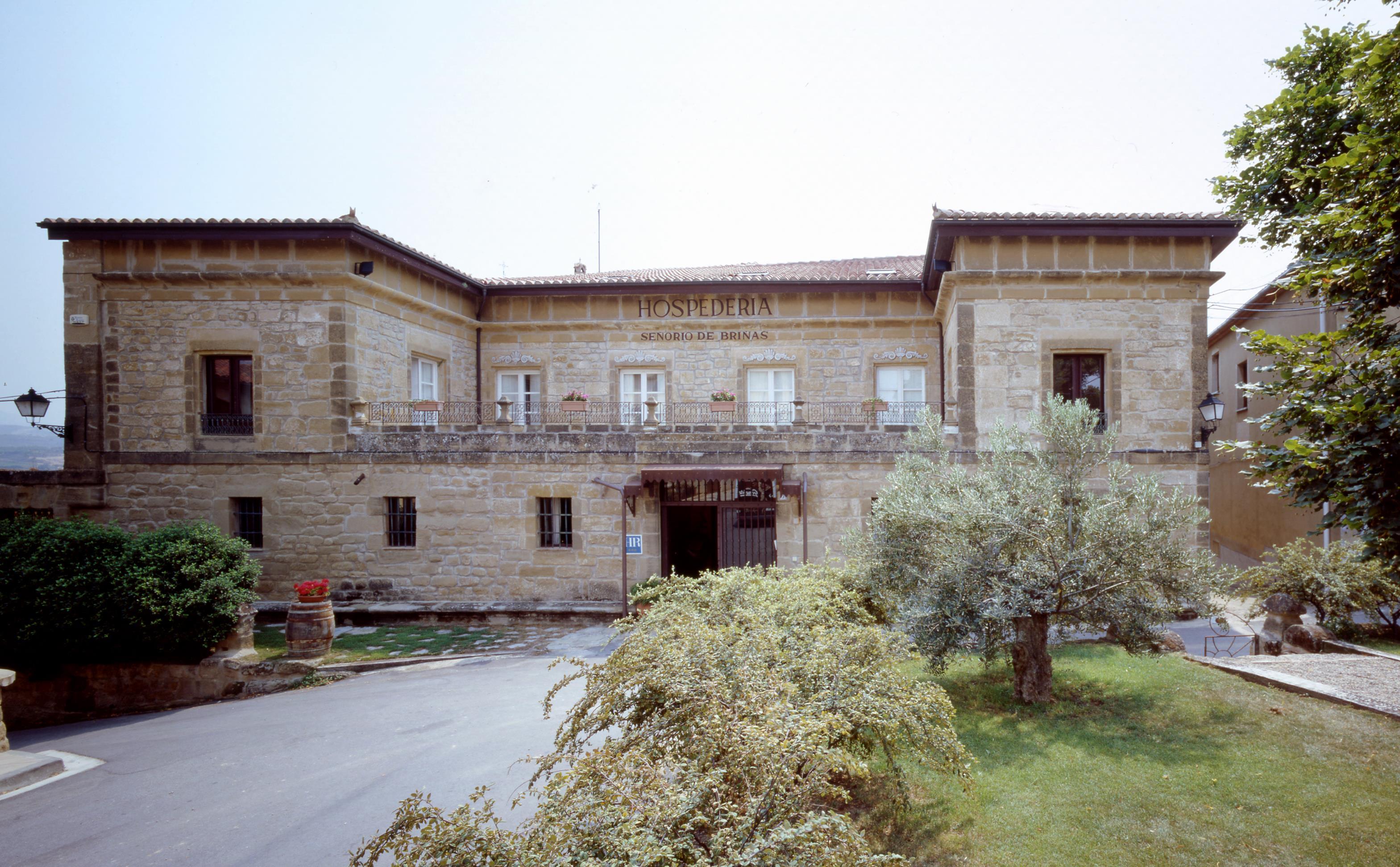 Hotel Se Or O De Bri As Alojamientos La Rioja Turismo