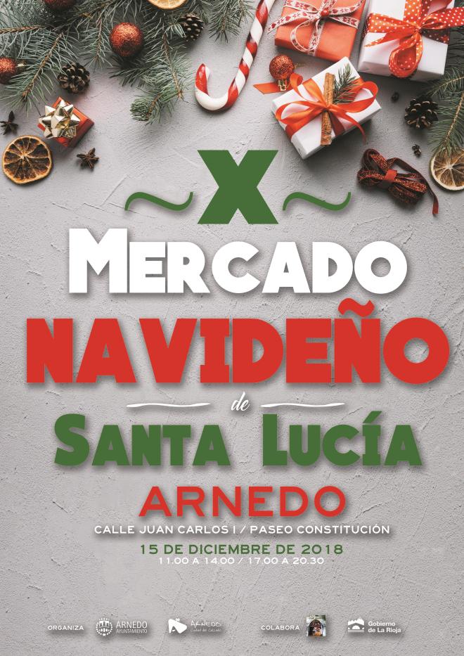 4ème Marché de Noël de Santa Lucía