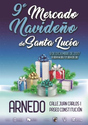 9º Mercado Navideño y Hogueras de Santa Lucía