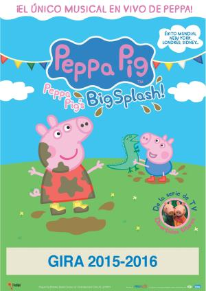 "PEPPA PIG ""BIG SPLASH"""