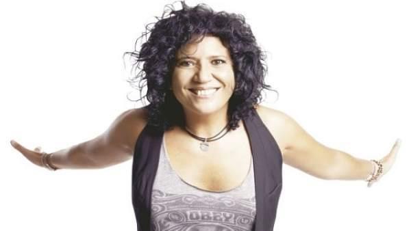 La cantante Rosana presenta este sábado en Riojafórum su último álbum