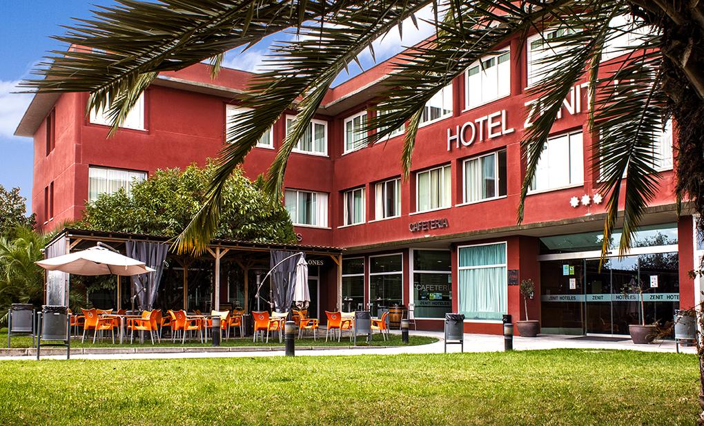 Hotel zenit logro o alojamientos la rioja turismo for Hotel luxury la rioja