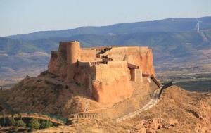 Visita el Castillo de Arnedo