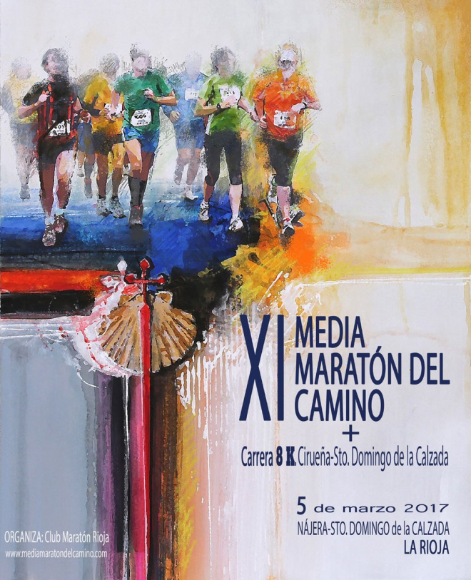 XI Media Maratón del Camino