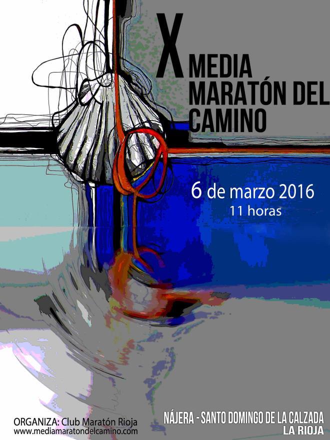 X Media Maratón del Camino