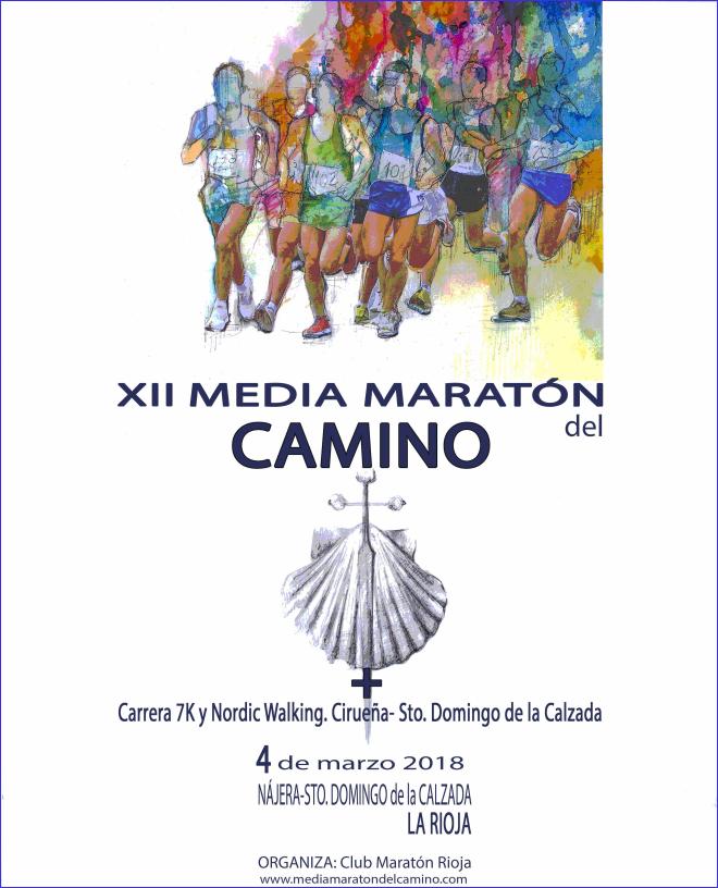 XII Media Maratón del Camino