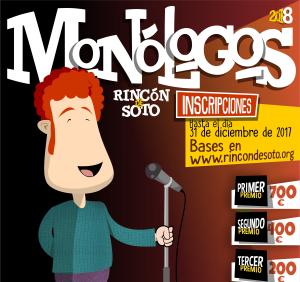 Concurso de Monólogos 2018