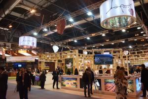 González Menorca participa en la apertura de Fitur 2018 donde La Rioja estrena nuevo expositor para difundir sus principales recursos turísticos