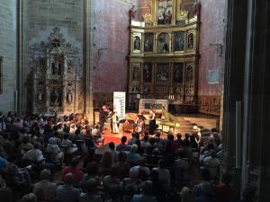 "Festival de Música Antigua ""Clássica Casalarreina"""