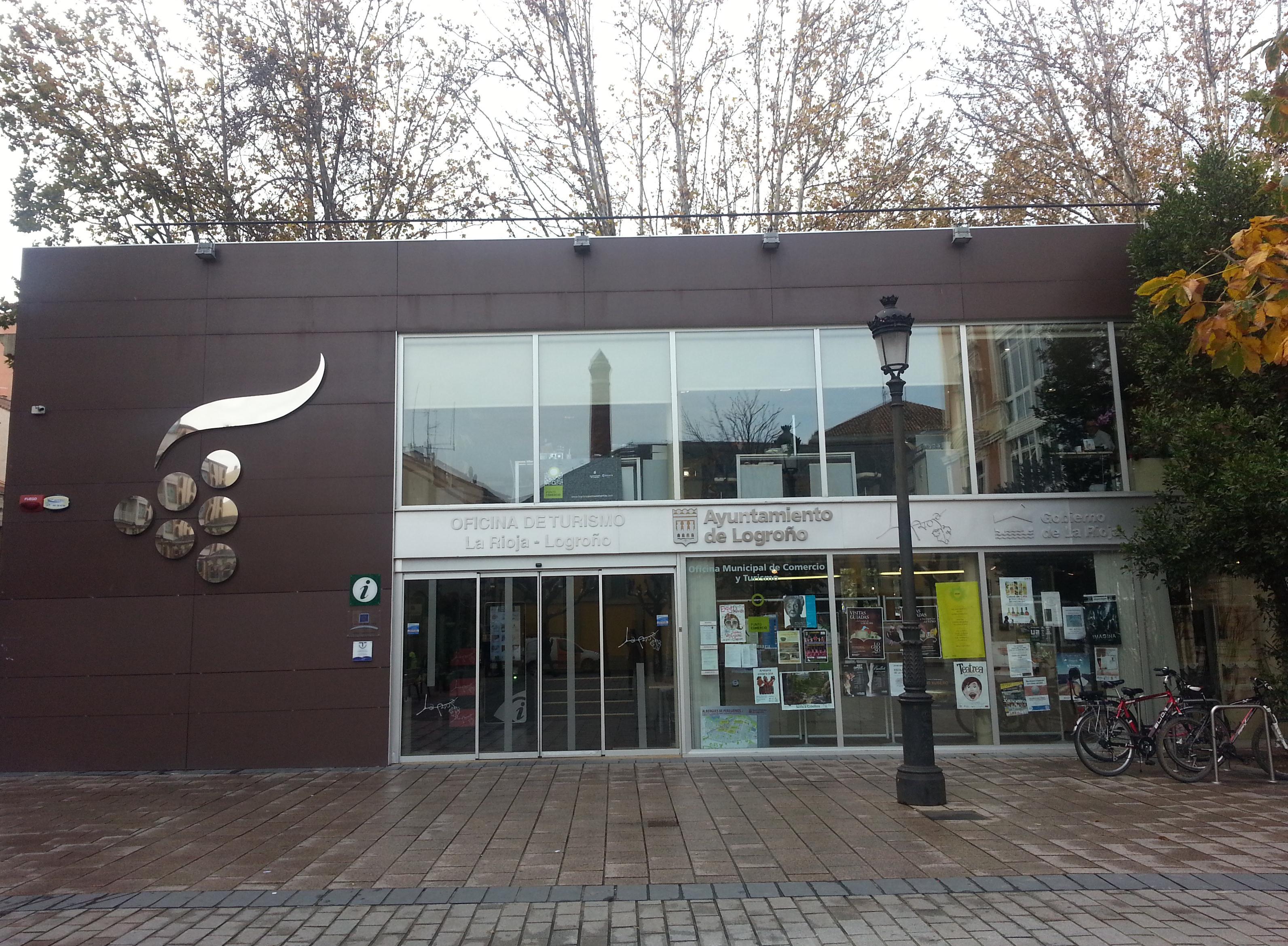 oficina de turismo de la rioja servicio tur stico la