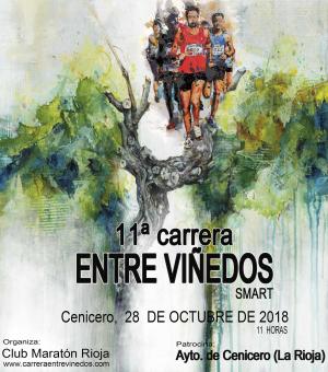 "11ª Carrera ""Entre Viñedos"""