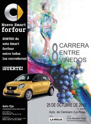 "8ª Carrera ""Entre Viñedos"""