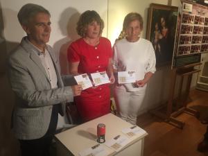 """""""La emisión del sello sobre el Museo de La Rioja contribuirá a promocionar el  patrimonio riojano en el mundo"""", señala González Menorca"""