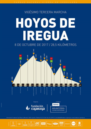 XVII Marcha Hoyos de Iregua