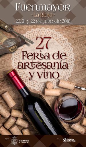 27 Feria de Artesanía y Vino