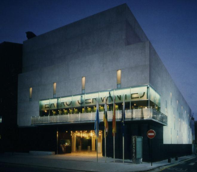 Programación Teatro Cervantes de Arnedo