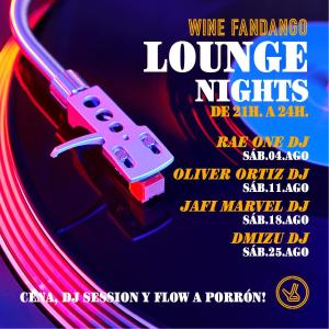 Fandango Lounge Nights