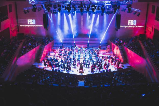 La Film Symphony Orchestra rendirá homenaje a John Williams en Riojaforum