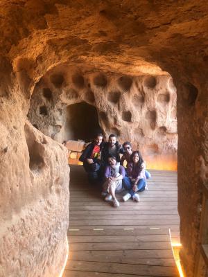 Cinco destacados blogueros de viajes recorren La Rioja para promocionar sus principales recursos turísticos