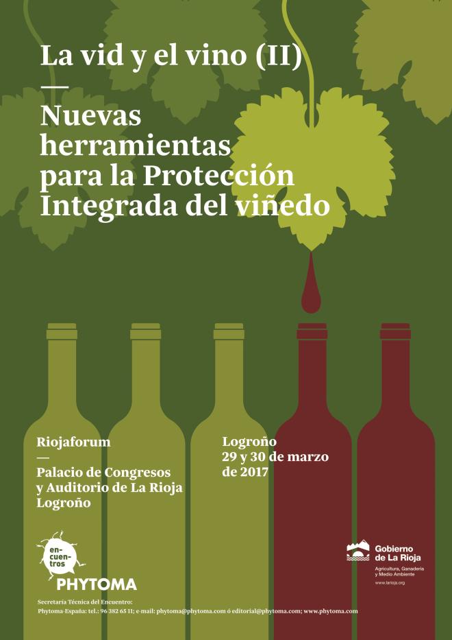 PHYTOMA reúne en Riojaforum a los mayores expertos científicos sobre el cultivo y el control integrado de la vid