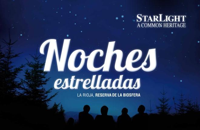 Las Noches Estrelladas en la Reserva de la Biosfera de La Rioja