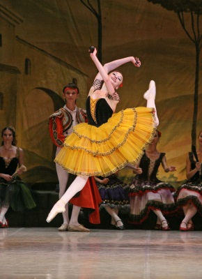 BALLET 'SUITE DE DON QUIJOTE'