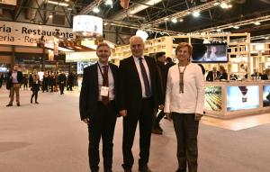 Ceniceros señala que la celebración este año del Congreso Europeo de Turismo Rural en Arnedillo contribuirá a fortalecer la marca La Rioja en el exterior