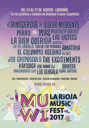 MUWI Rioja Music Fest 2017