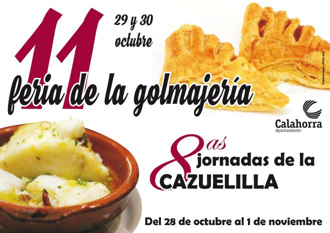 VIII Jornadas de la Cazuelilla y Feria de la Golmajería