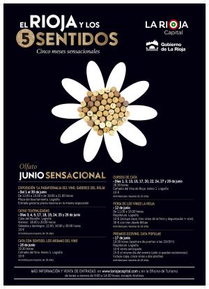 Actividades de junio en 'El Rioja y los 5 sentidos': el olfato
