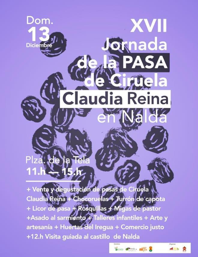 Fiesta de la Pasa de Ciruela Claudia Reina