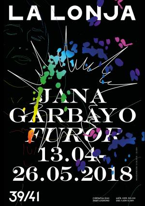 FUROR de la artista Jana Garbayo
