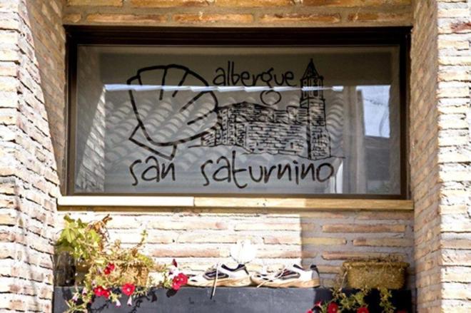 Albergue de peregrinos San Saturnino