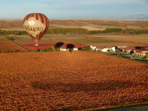 Autumn Balloon Ride