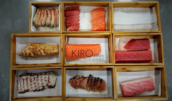 Kiro Sushi by Félix Jiménez