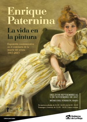 Enrique Paternina, la vida en la pintura