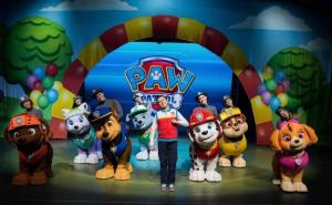 El espectáculo musical de 'La Patrulla Canina' llegará a Logroño el 3 de febrero