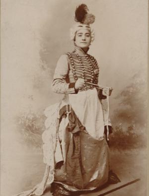 Lucrecia Arana (1867-1927). Álbum fotográfico.