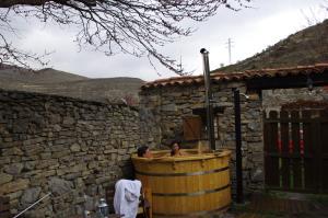 Baño en Ofuro