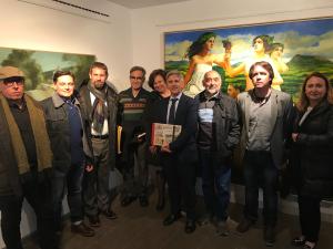 Cultura edita La Rioja en un cuaderno. Memoria visual de 24 artistas, sobre la muestra que acogerá el Museo de La Rioja a partir del 27 de abril